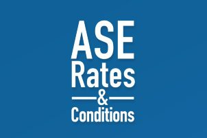 ASE Rates & Conditions Public Document – 2018