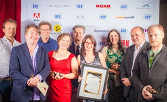 EVENT REPORT: 2012 ASE Awards Night