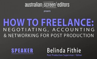 EVENT (VIC / March 21): How to Freelance