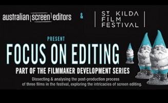 EVENT (VIC / May 29): Focus On Editing