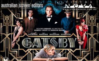 EVENT (VIC / Jun 29): The Great Gatsby Q&A