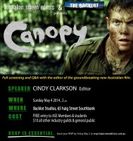 EVENT: 4th May (VIC): Canopy Q&A