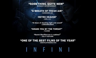 EVENT: INFINI SCREENING AND Q&A (NSW)