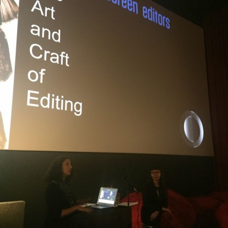 The Art and Craft of Editing. Dr Karen Pearlman, Alex Heller-Nicholas