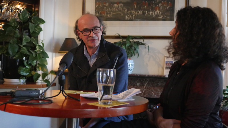 James Manche ASE and Dr Karen Pearlman.