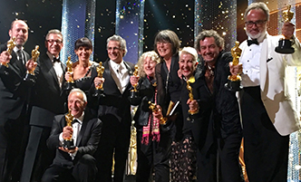Congratulations 'Mad Max: Fury Road' Winners