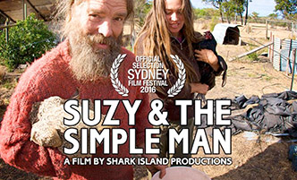 Inside 'Suzy and the Simple Man'