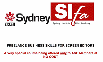 FREE COURSE: Freelance Business Skills For Screen Editors