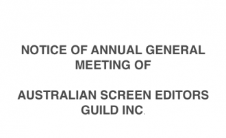 Event Sydney: November 6th ASE AGM