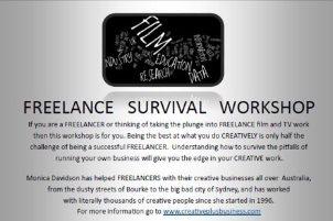 Freelance Survival Workshop – Perth