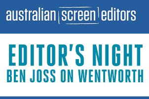 "Ben Joss on ""Wentworth"" – Melbourne"