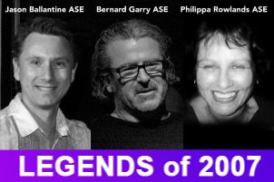 LEGENDS of 2007 – Sydney