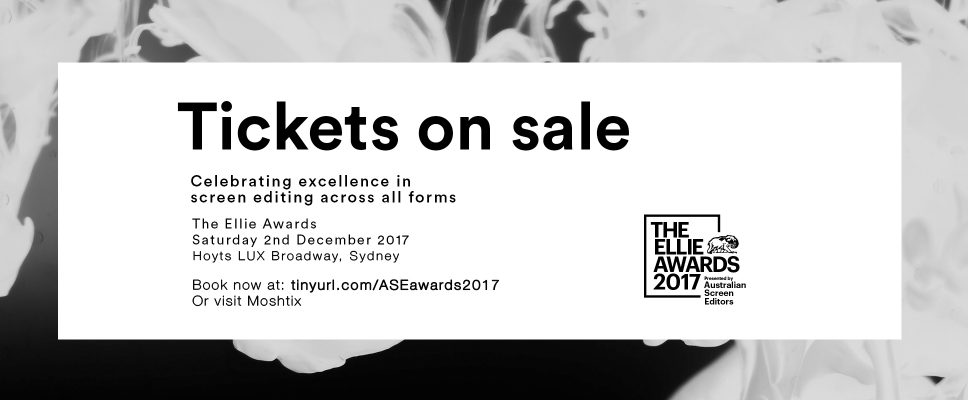 2017 Ellie Awards – Tickets on Sale!