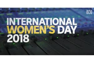 Women in Screen: International Women's Day 2018