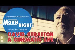MOVIE NIGHT: DAVID STRATTON – SYDNEY