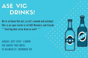 ASE VIC DRINKS!