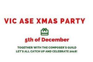 VIC ASE XMAS PARTY