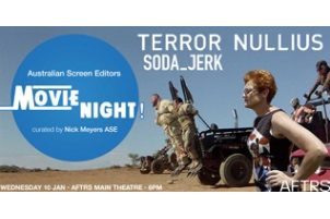 "MOVIE NIGHT! ""TERROR NULLIUS"" – SYDNEY"
