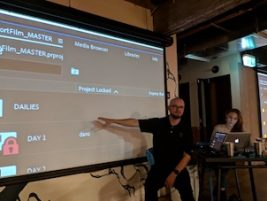 ADOBE SHARED STORAGE IN PREMIERE PRO WORKSHOP – NSW (Write-up)