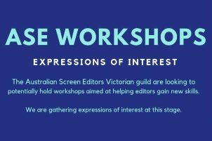 ASE WORKSHOPS – VICTORIA