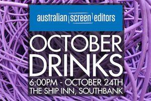 OCTOBER DRINKS – QLD