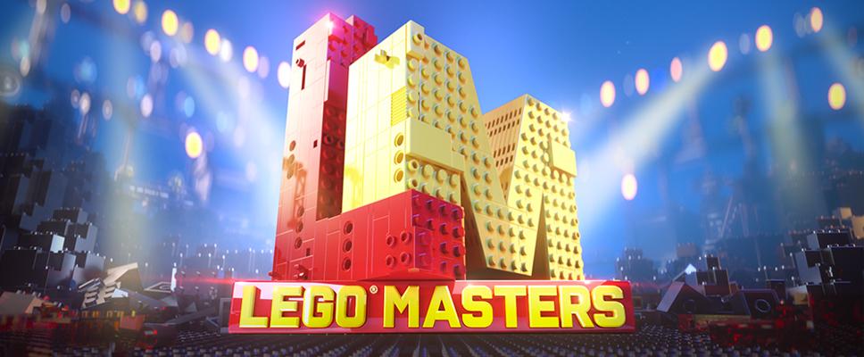 'LEGO Masters'