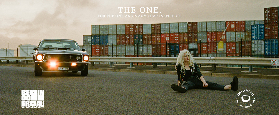 'The One' (for International Women's Day)
