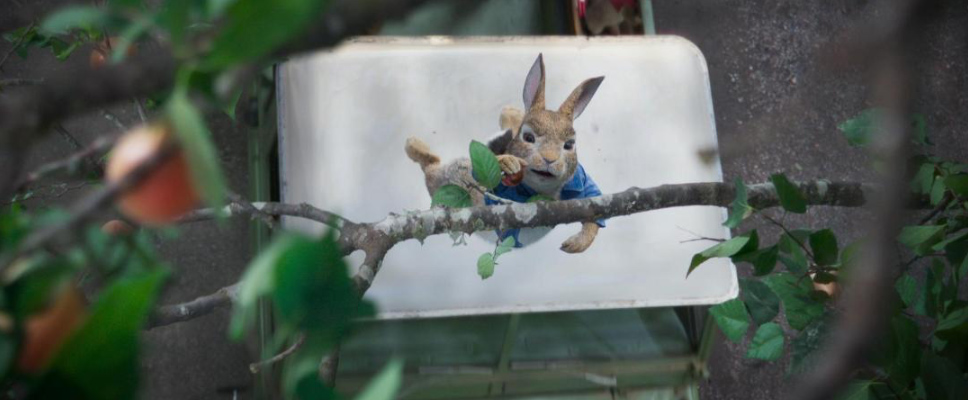 'Peter Rabbit 2'