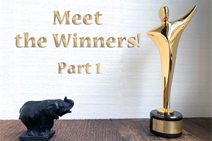 MEET THE WINNERS PART 1 – ZOOM EVENT (Write-Up)