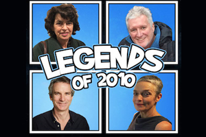 LEGENDS OF 2010 – ZOOM EVENT
