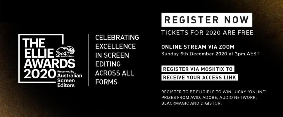 2020 Ellie Awards Registration Now Open