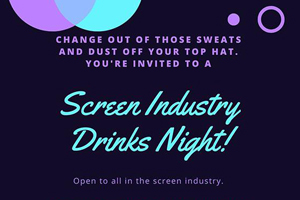 SCREEN INDUSTRY DRINKS – VIC