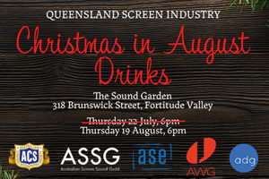 CHRISTMAS IN AUGUST – QLD