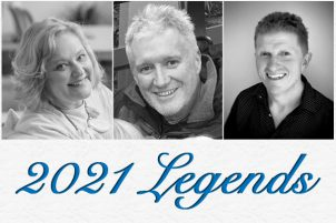 THE LEGENDS – In Conversation